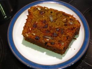 Fruit & Nut Beetroot Cake